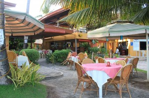 lost horizions resort restaurant