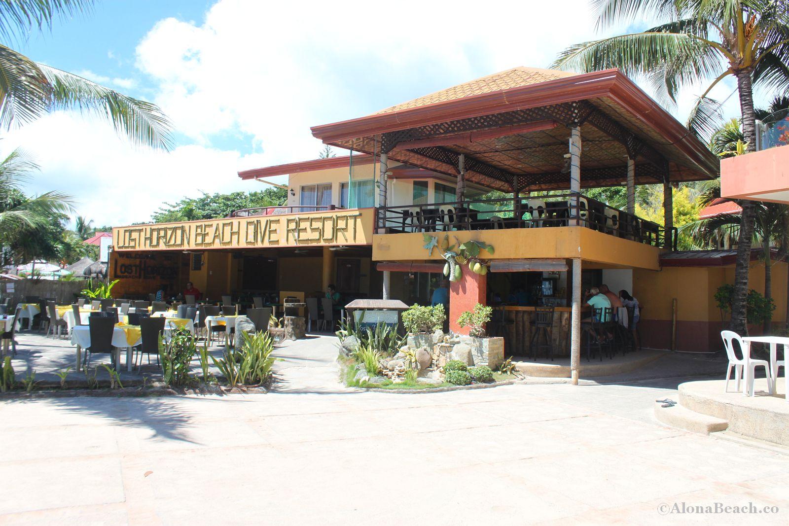 Alona Beach Panglao Island Bohol Philippines 074