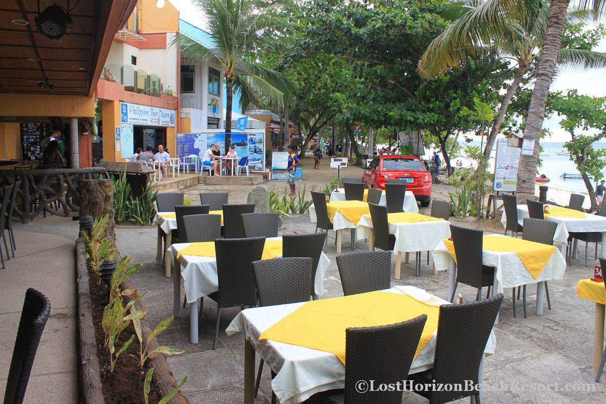 Lost Horizon Beach Dive Resort Panglao Bohol Philippines 039