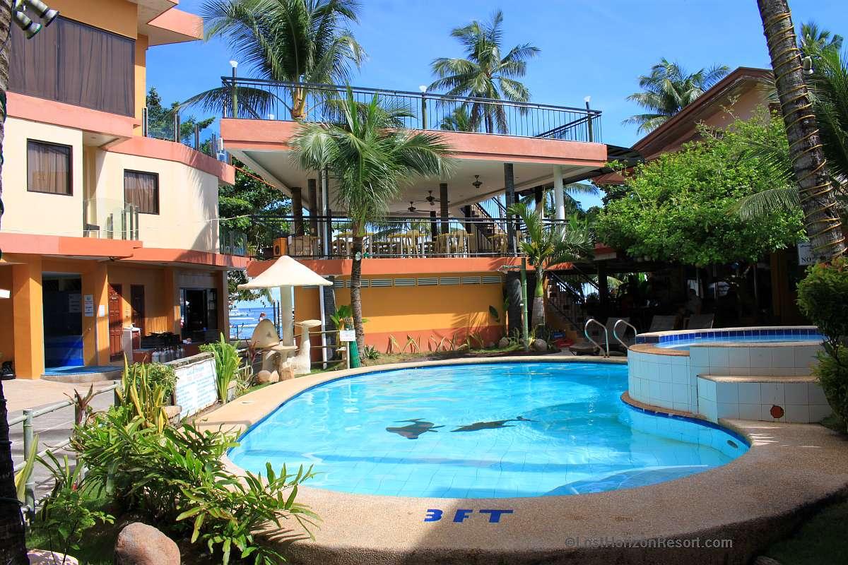 Alona Tropical Beach Resort Room Rates