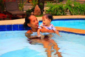 lost horizon beach dive resort pool kat and lalane